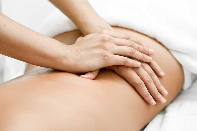Massagem de relaxamento de Terapêutico