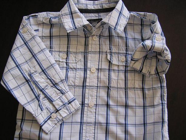 Koszula elegancka H&M, 5-10-15, Early Days, rozmiar 80 - 86, IDEALNA
