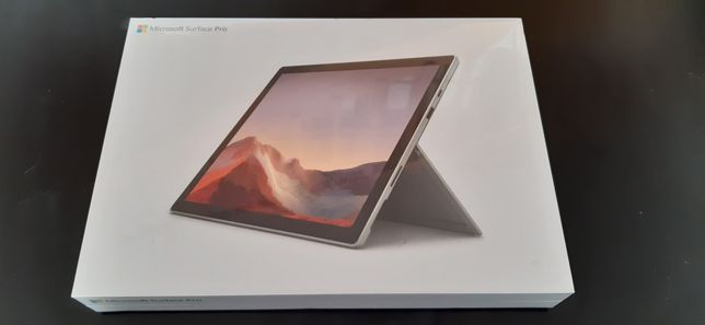 Surface Pro 7 Novo