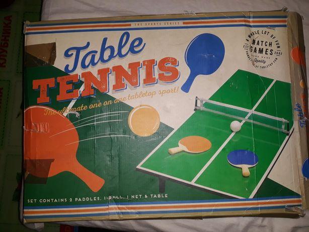 Настольная игра теннис