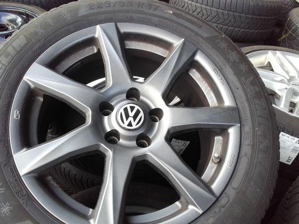 felgi aluminiowe VW 5x112 7.5J x 17 ( J 276 )
