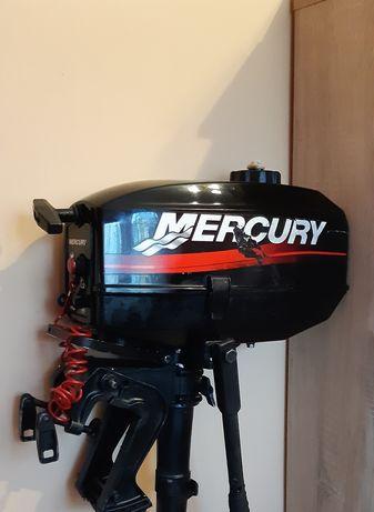 Silnik zaburtowy Mercury 2,5 Km