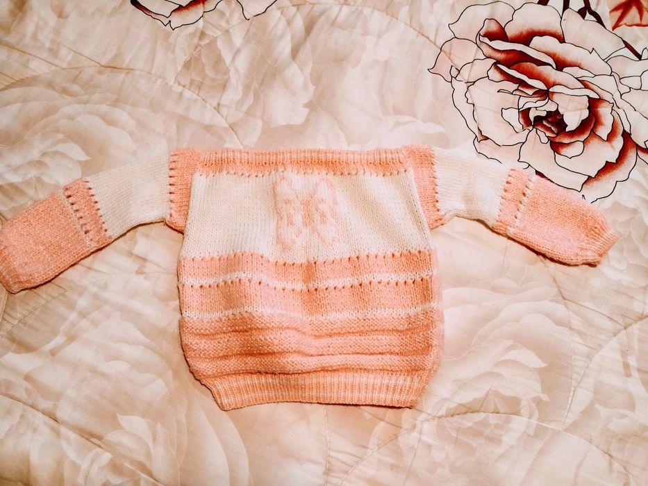 Продаем детский свитерок. Ручная вязка. Полтава - изображение 1