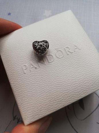 Charms Pandora Obietnica wiosny nowy serce