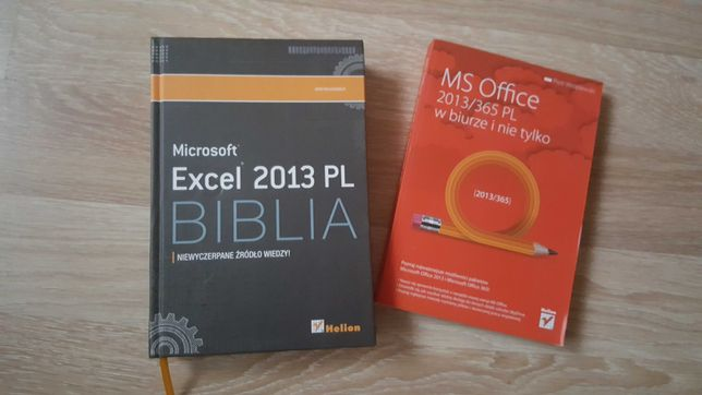 MS Excel 2013 + MS Office 2013