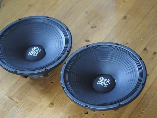 electro voice 15 pro line ev dynacord zeck