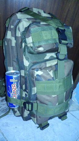 STOCK Mochila Táctica Militar Campismo 30L caça paintball