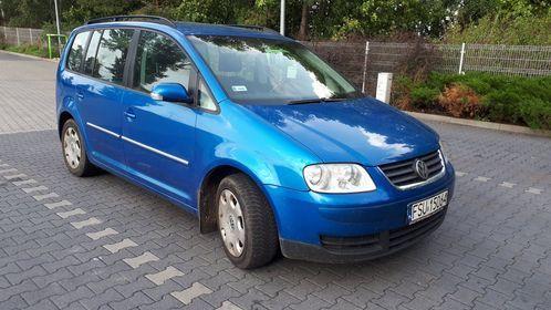 Sprzedam VW Touran Krzeszyce - image 1