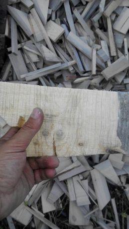 Продам сосновые и дубовые отходы пилорамы на дрова