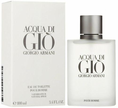 Туалетная вода GIORGIO ARMANI ACQUA DI GIO мужская 100мл