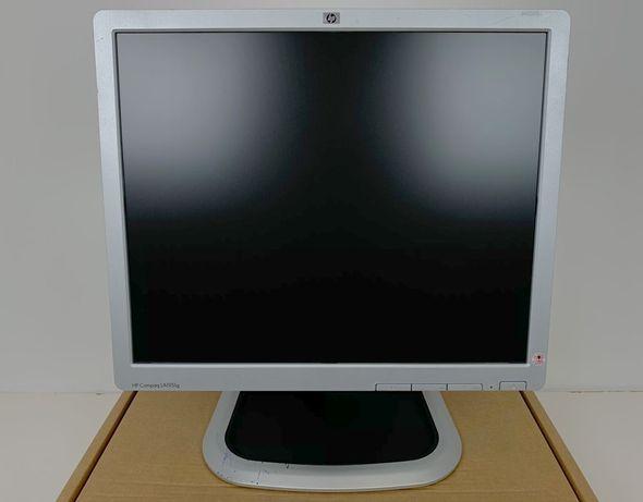 "Monitor HP Compaq LA1951g 19"" cali VGA DVI-D obrotowa stopa podstawa"