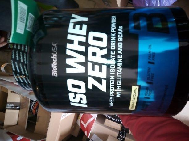 Biotech USA ISO Whey ZERO 2270g + Gratis