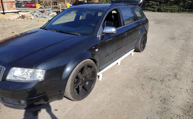 Audi A6 C5 S6 Progi Listwy pod progi