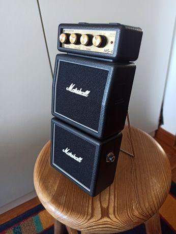 Amplificador a pilhas Marshall MS-4