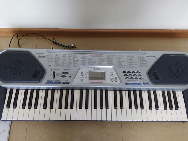Keybord CASIO CTK 491, 491