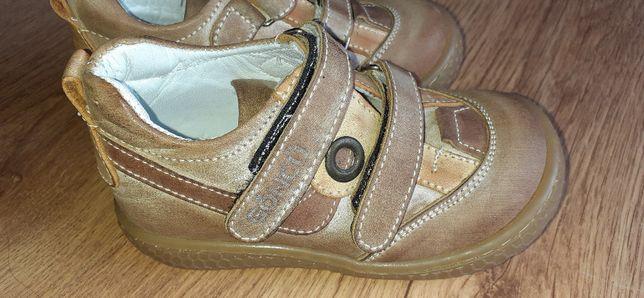 Buty dziecięce 23 skóra naturalna NOWE