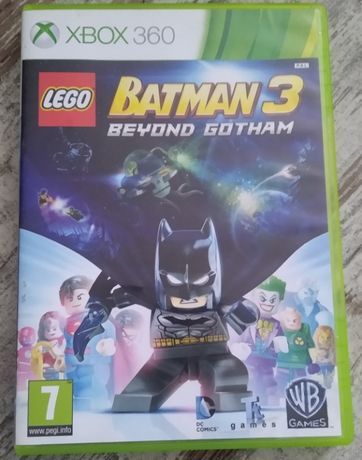 Batman 3 Beyond Gotham Xbox 360
