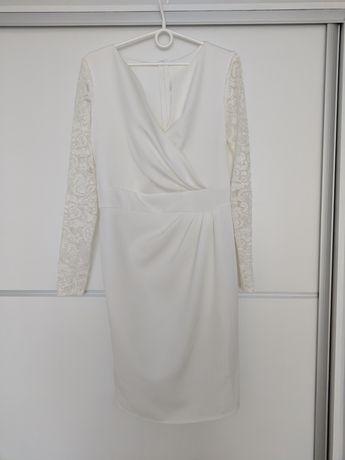 Sukienka biała 40