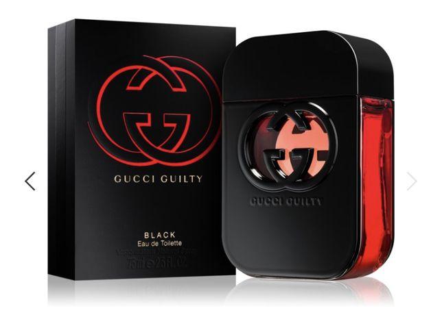 Парфюм Gucci Guilty Black аромат духи