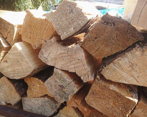 Drewno Opalowe Świerk Sosna do pieca na rozpalke