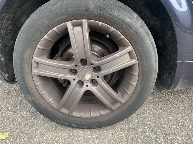 Jantes 16 5x112 audi com pneus