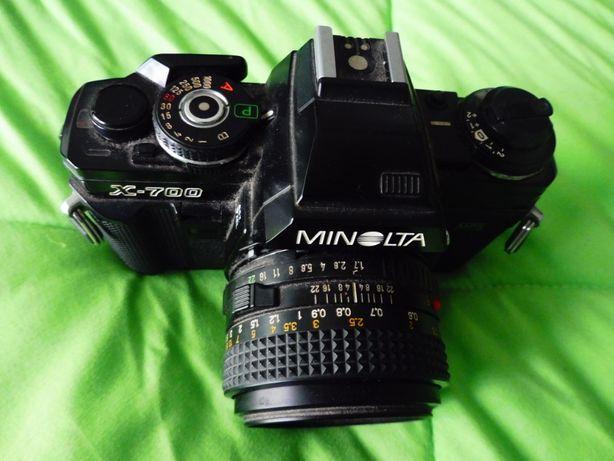 Minolta X 700 SFF LER descrição