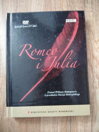Książka Romeo i Julia William Shakespeare