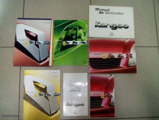 Manual Fiat Marea/ Renault Kangoo