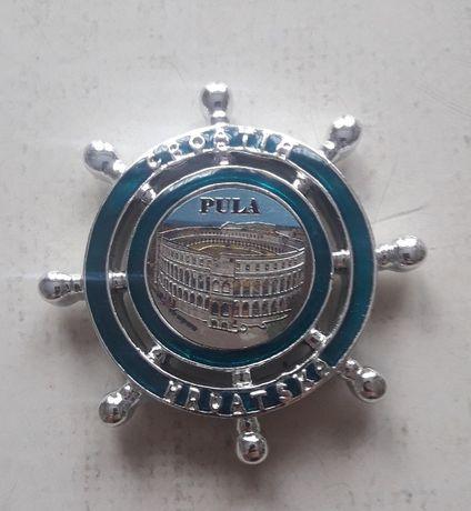 PULA - magnes na lodówkę (Chorwacja, Istria, Morze Adriatyckie)