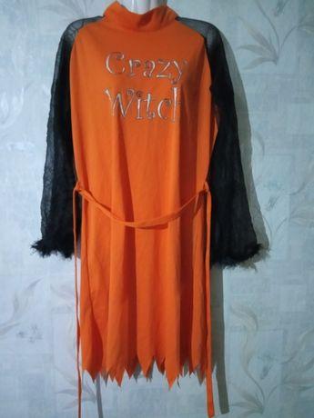 Платье костюм ведьмы ведьмочки