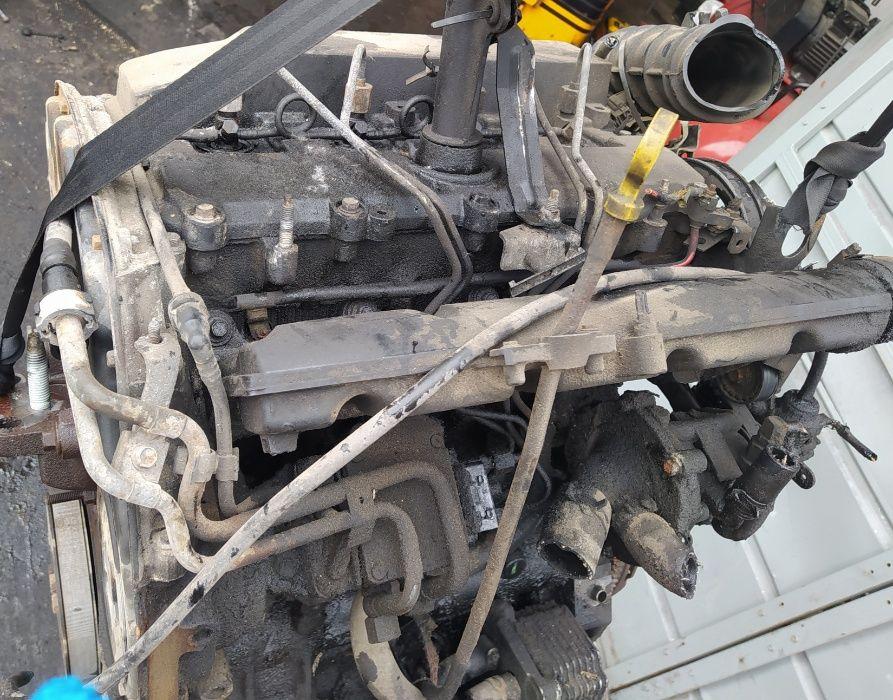 Silnik Ford Transit V VI 2.0 TDDI DI 1C1Q KOMPLETNY Pompa Wtryski Turb Wólka Sokołowska - image 1