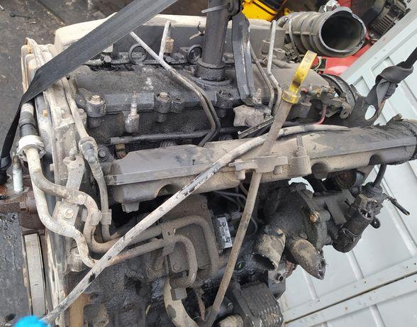 Silnik Ford Transit V VI 2.0 TDDI DI 1C1Q KOMPLETNY Pompa Wtryski Turb