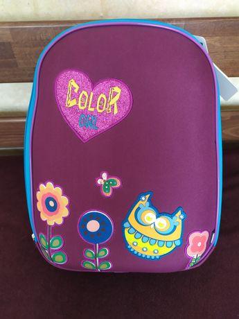 НОВЫЙ Рюкзак школьный для девочки