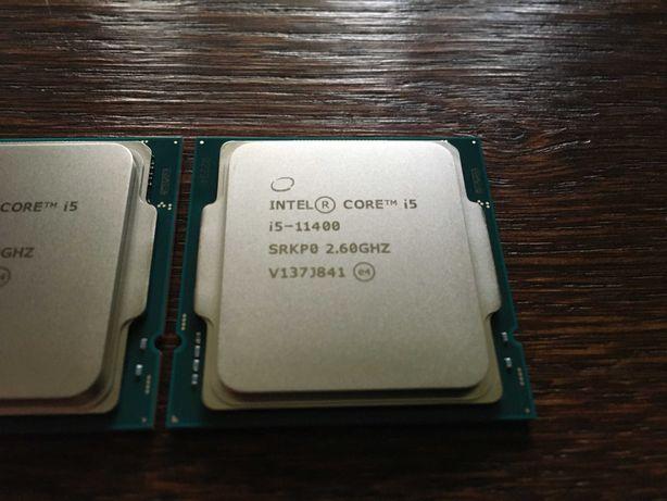 Процессор Intel Core i5-11400 2.6(4.4)GHz 12MB s1200 Tray 17500 р