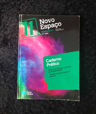 Caderno de Atividades Matemática A 11º ano
