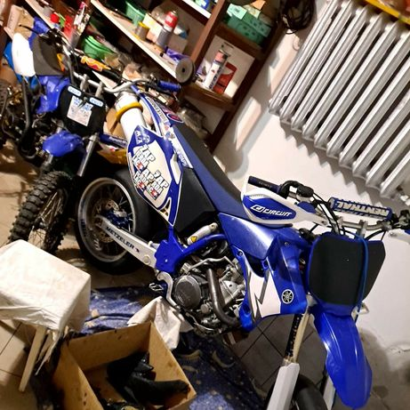 Yamaha Yz450F Supermoto