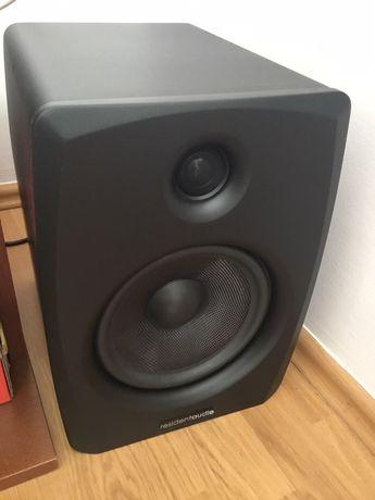 Aktywne monitory studyjne, głośniki Resident Audio M8