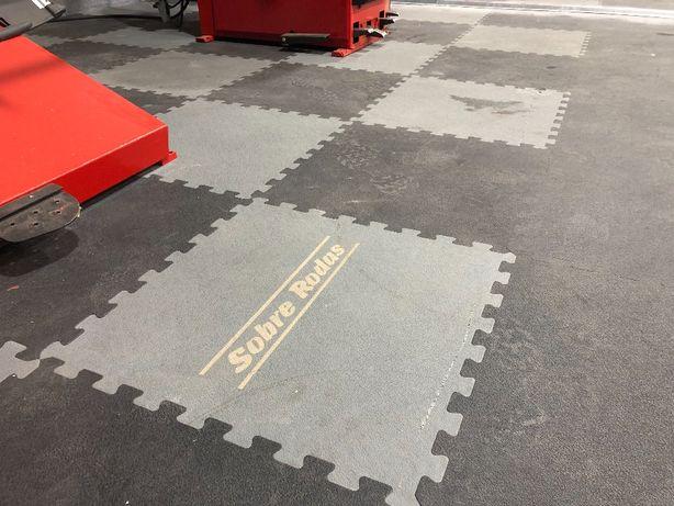 PlacaFlex, Pavimentos em PVC de encaixes rápidos