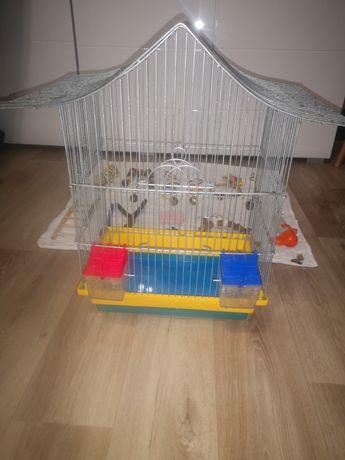 Клетка для попугая 330х230х450