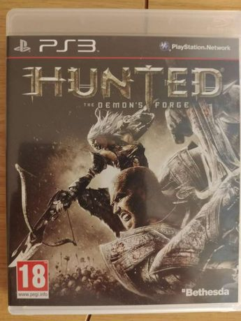 Jogo PS3 Hunted
