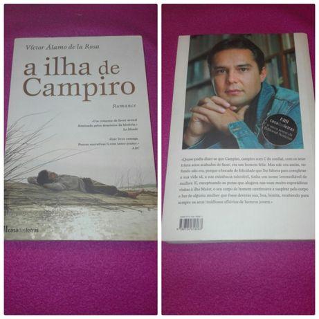 """Livro """"A Ilha de Campiro"""""""