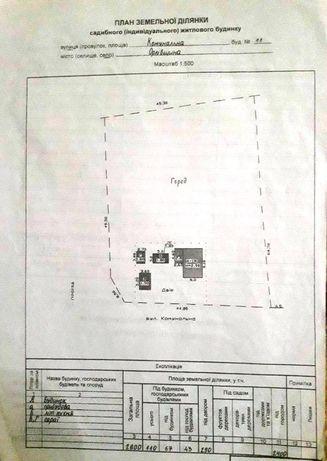 Продам земельный участок 19 с Орловщина Домик 60м2 Кадастровый номер