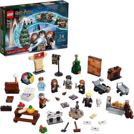 Novo Calendário do Advento da LEGO 76390 Harry Potter de 2021