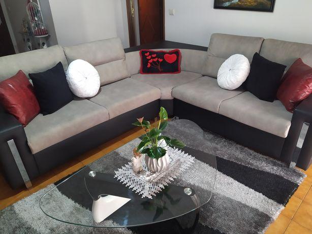 Mobiliário (sala de estar e cozinha)