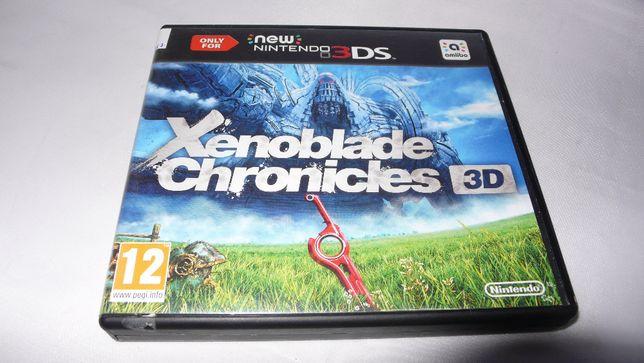Gra do Nintendo 3DS Xenoblade Chronicles 3D