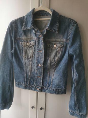 Bluza kurtka jeansowa S M