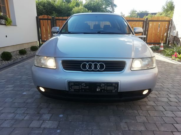 Audi A3 2003r 1,6 benzyna