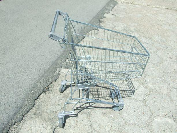 Wózek sklepowy nie używany 80 l