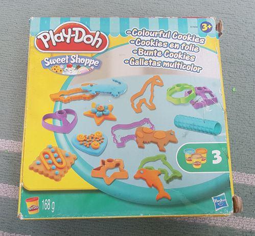Ciastolina Play-doh Sweet Shoppe ciastka foremki