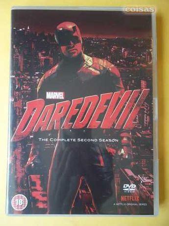 Daredevil Séries 1 e 2 em DVD